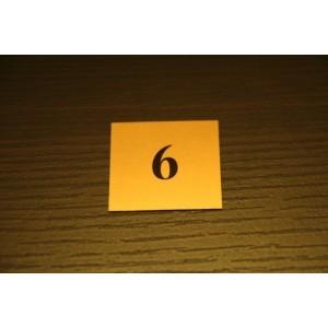 tabliczka na drzwi + numer